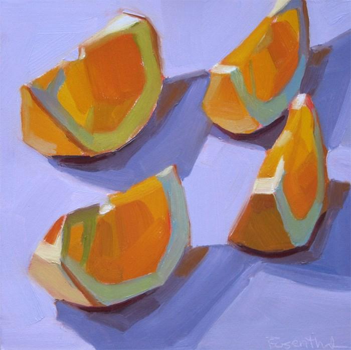 """In Formation"" original fine art by Robin Rosenthal"