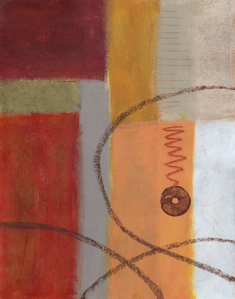 """Interplay 1"" original fine art by Lee Muslin"