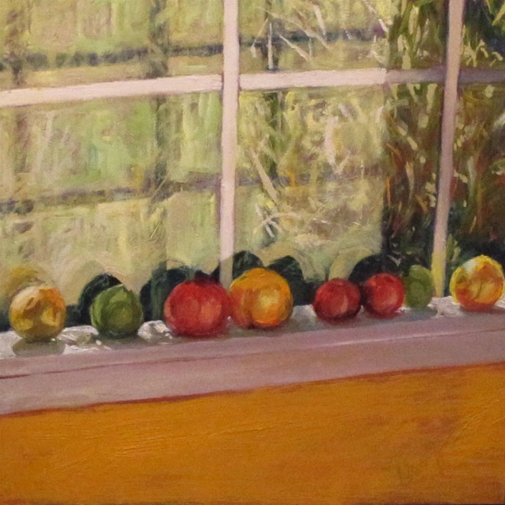"""End of Season"" original fine art by Sharman Owings"