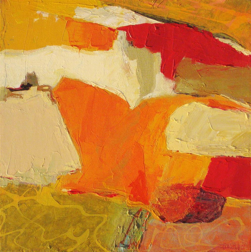 """""""Jester"""" original fine art by Priscilla Bohlen"""