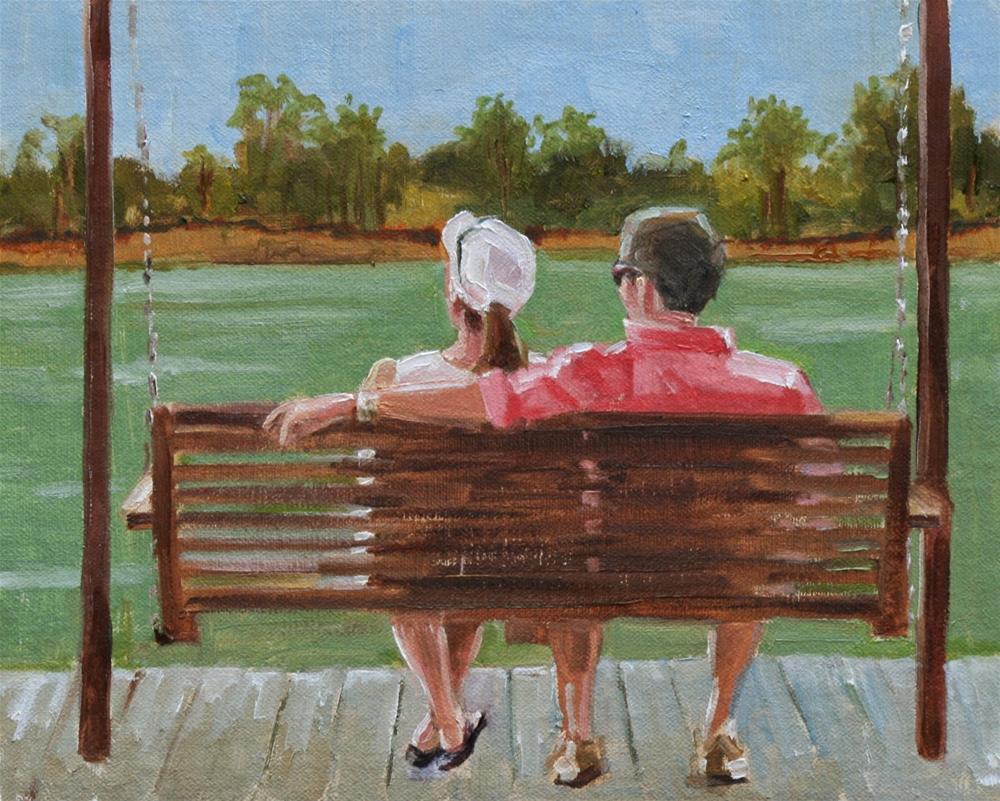 """critts"" original fine art by Carol Carmichael"