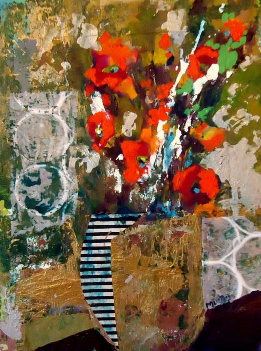 """Melody"" original fine art by Laurie Mueller"