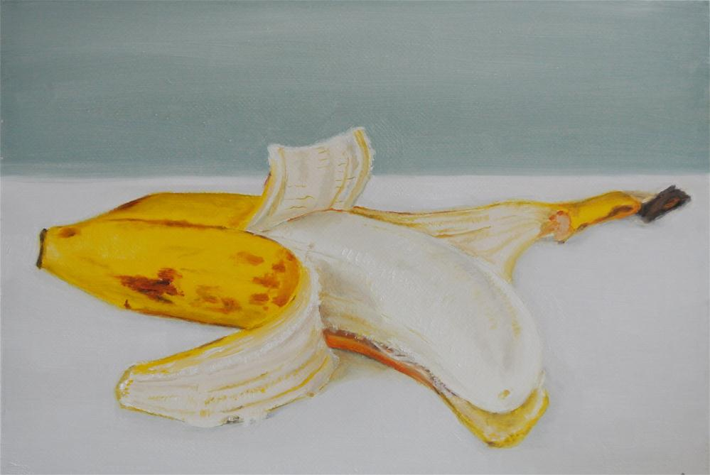 """'Ave a Banana"" original fine art by James Coates"