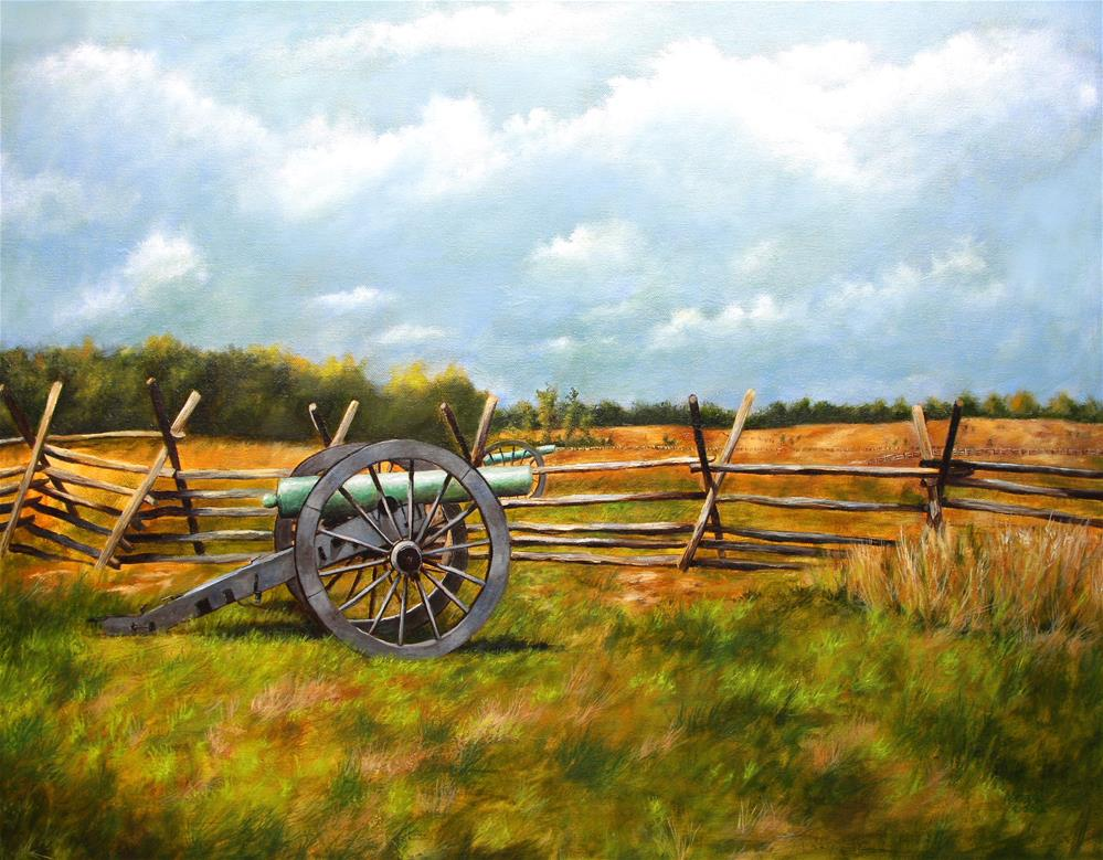 """Seminary Ridge"" original fine art by Aaron Grabiak"