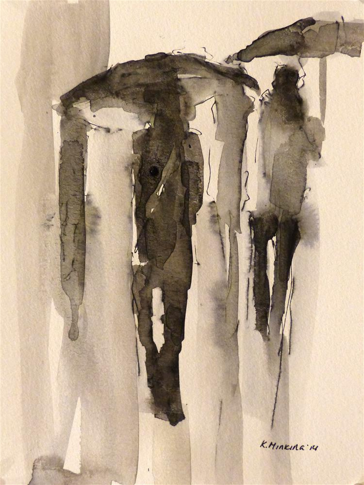 """urban19"" original fine art by Katya Minkina"
