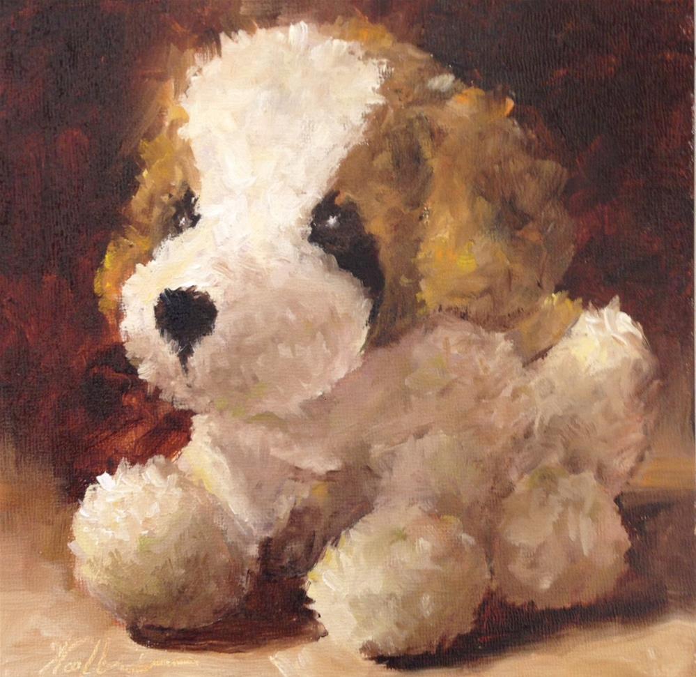 """Jack"" original fine art by Dorothy Woolbright"