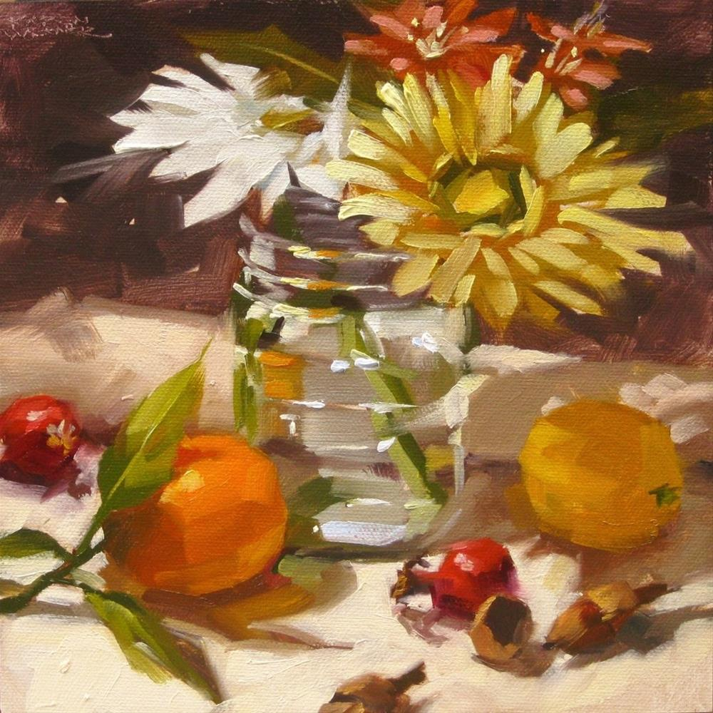 """Assortment"" original fine art by Karen Werner"
