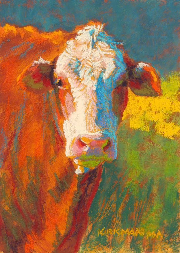 """Samba"" original fine art by Rita Kirkman"