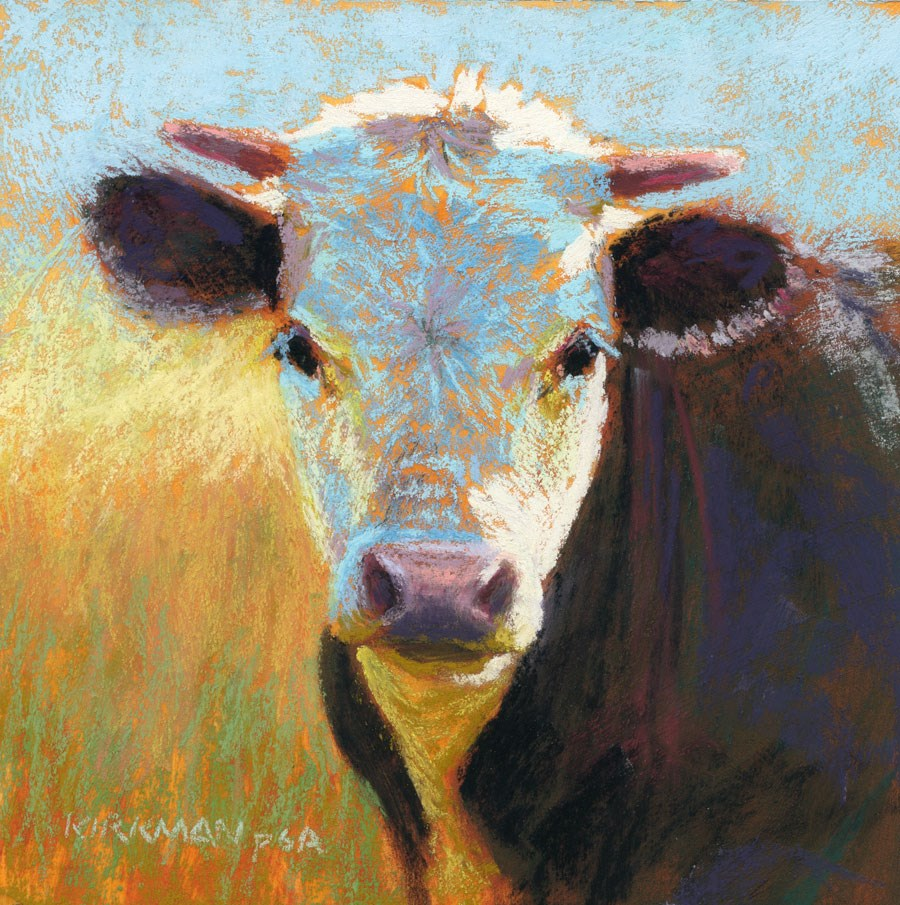 """Day 23 - Cocoa"" original fine art by Rita Kirkman"