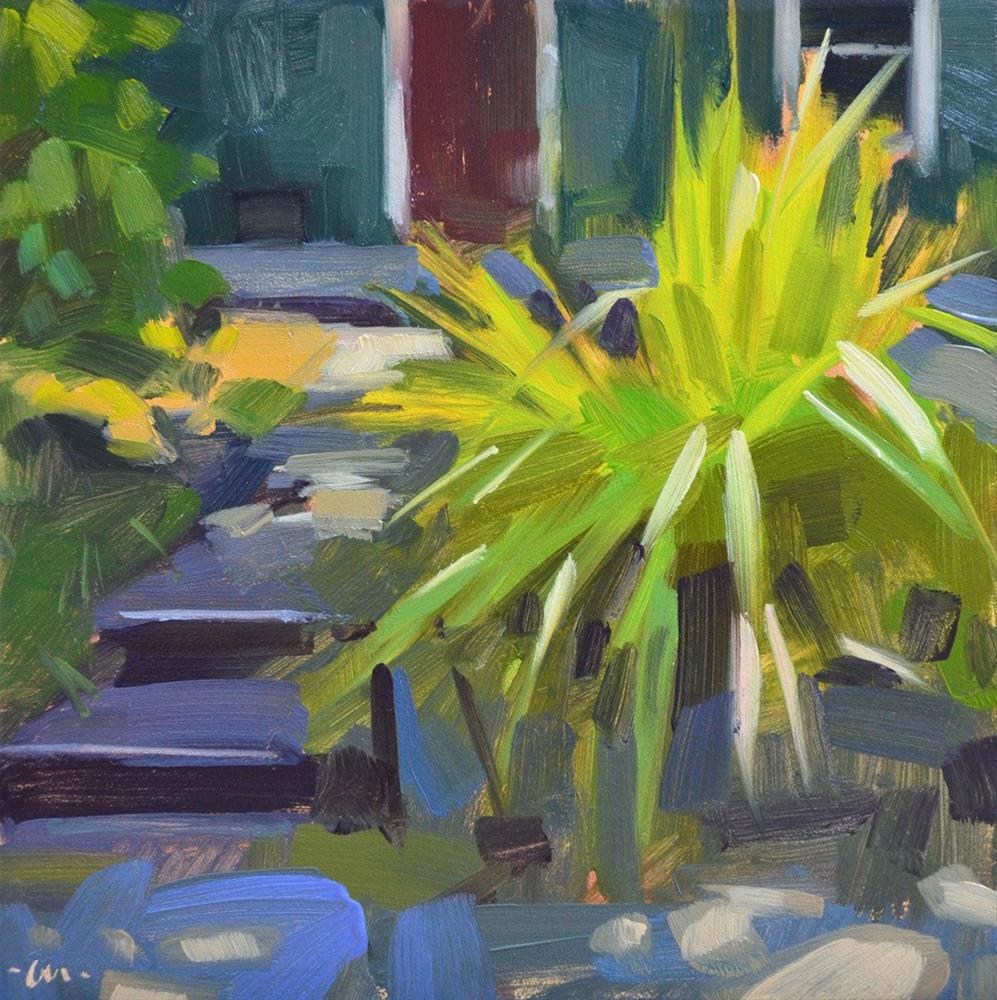 """Late Summer Grass"" original fine art by Carol Marine"