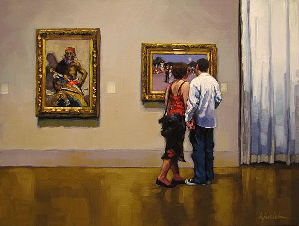 """Romanticizing"" original fine art by Karin Jurick"