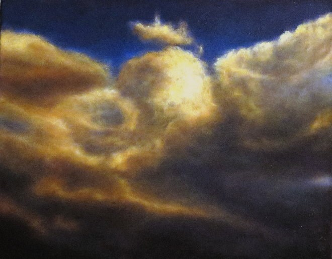 """Another High Light"" original fine art by Carol Zirkle"