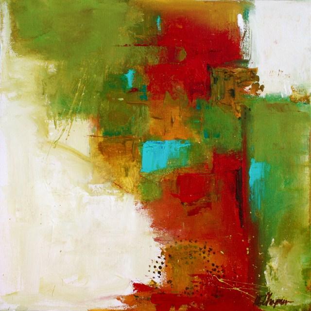 """Preface"" original fine art by Elizabeth Chapman"