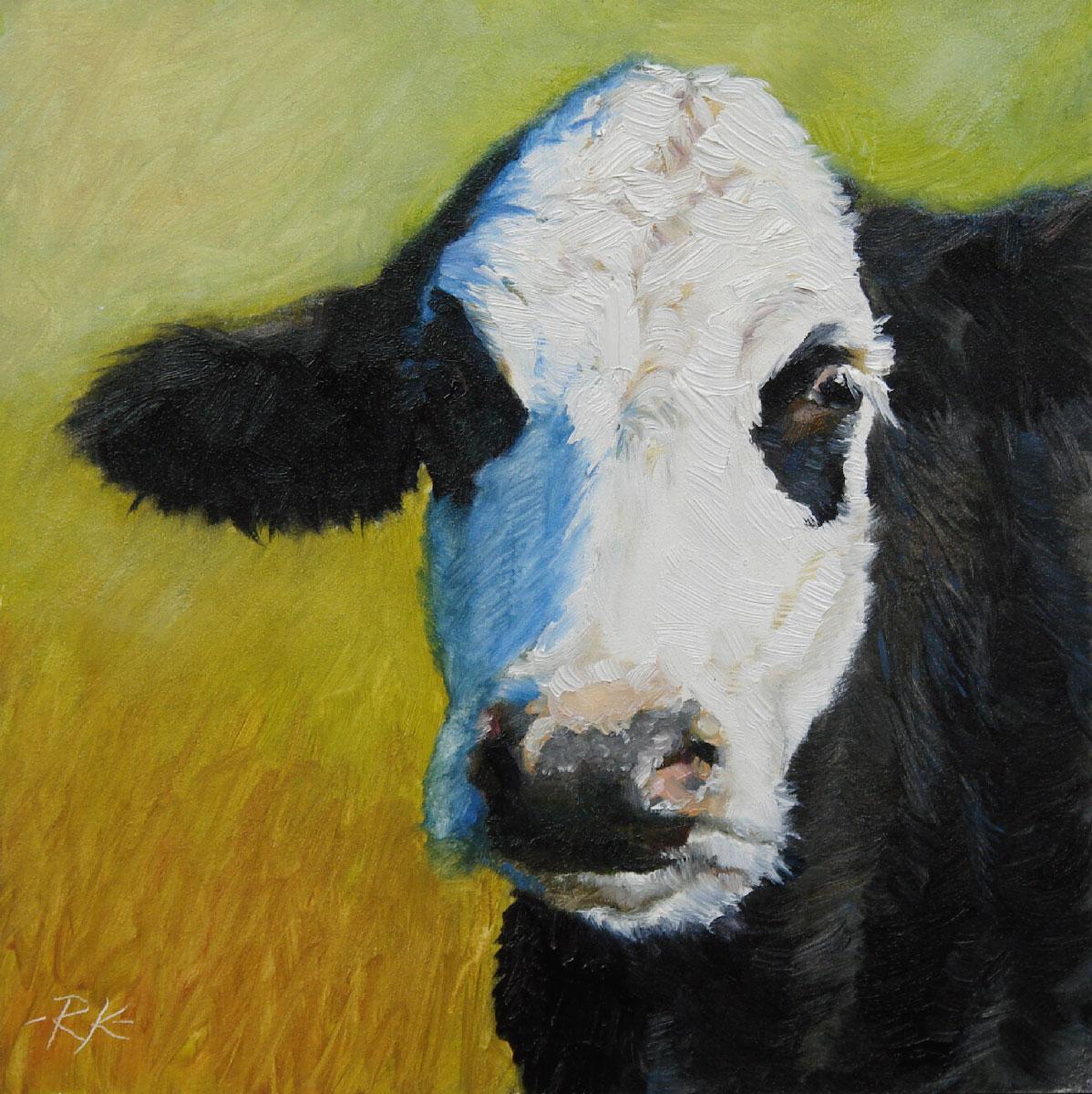 Nellie original fine art by Rita Kirkman