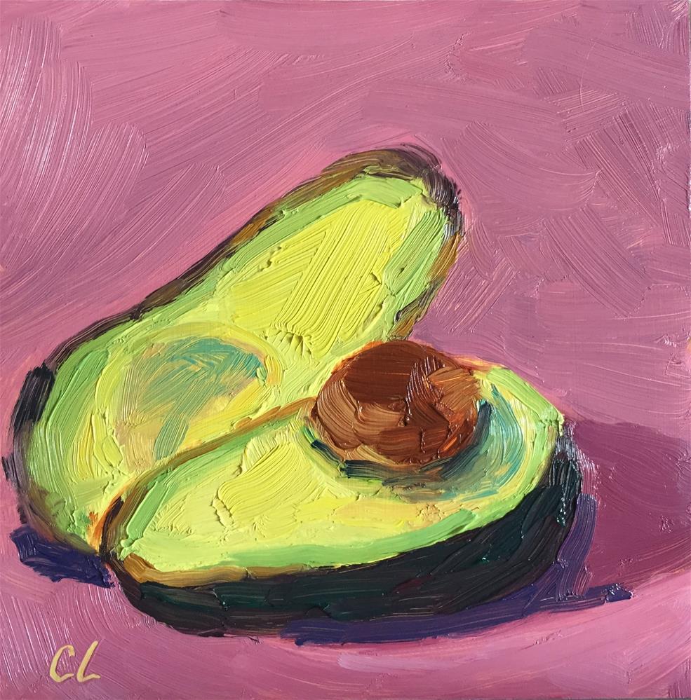 """'Cado'"" original fine art by Cheree Apalona Lueck"
