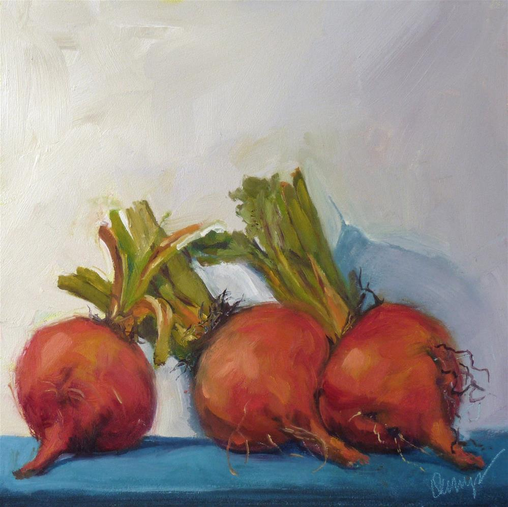 """Beets 3"" original fine art by Sharman Owings"