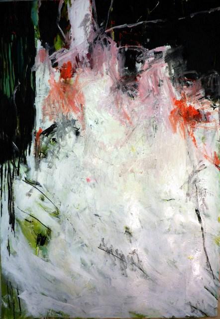 """Abstrakte Natur /  abstract nature"" original fine art by Mila Plaickner"
