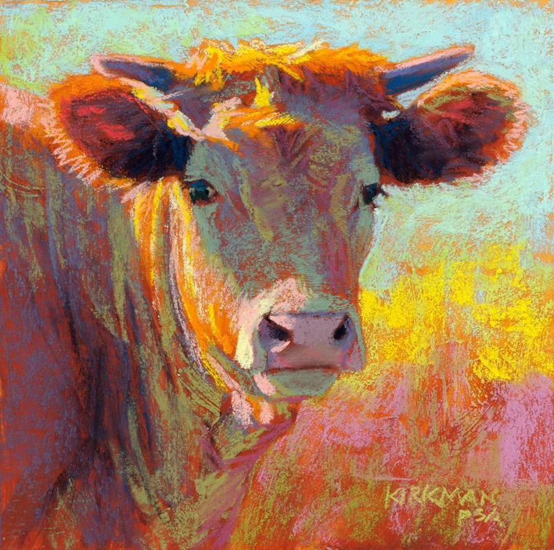 """""""Summer"""" original fine art by Rita Kirkman"""