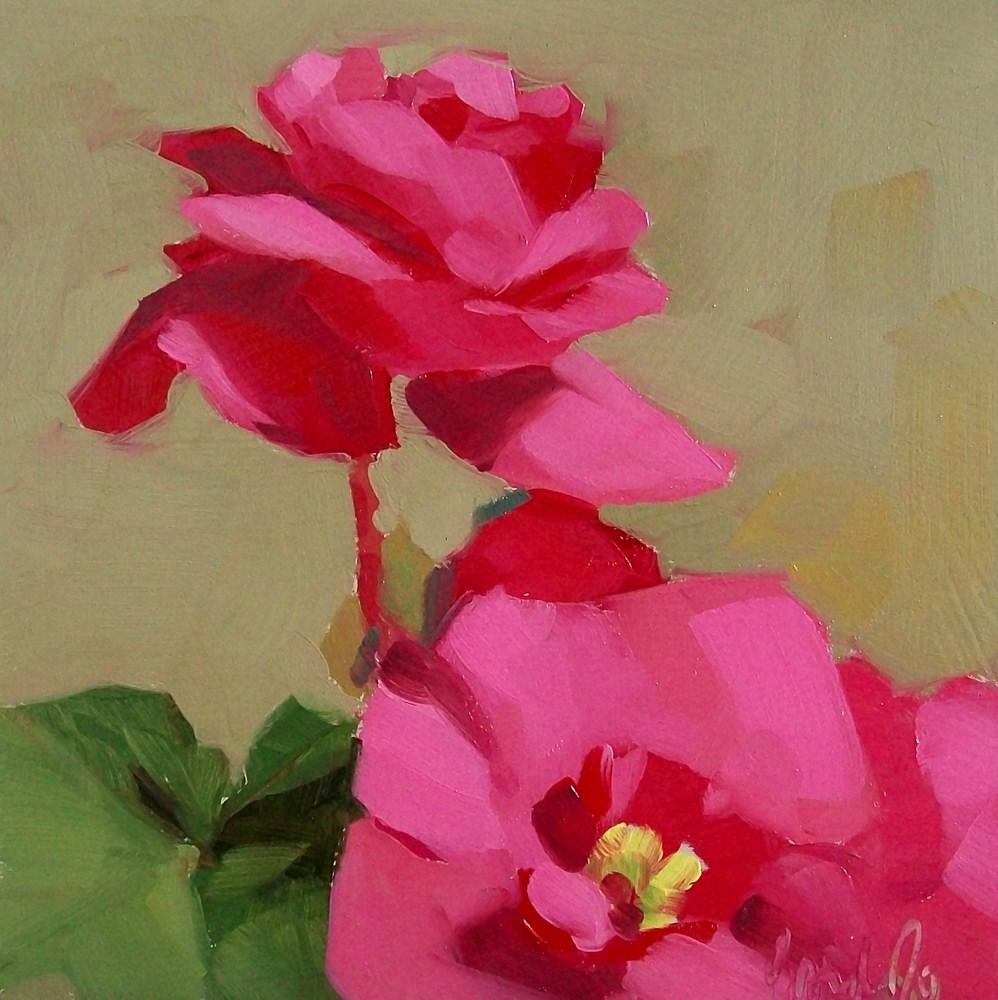 """Bit of summer"" original fine art by Brandi Bowman"