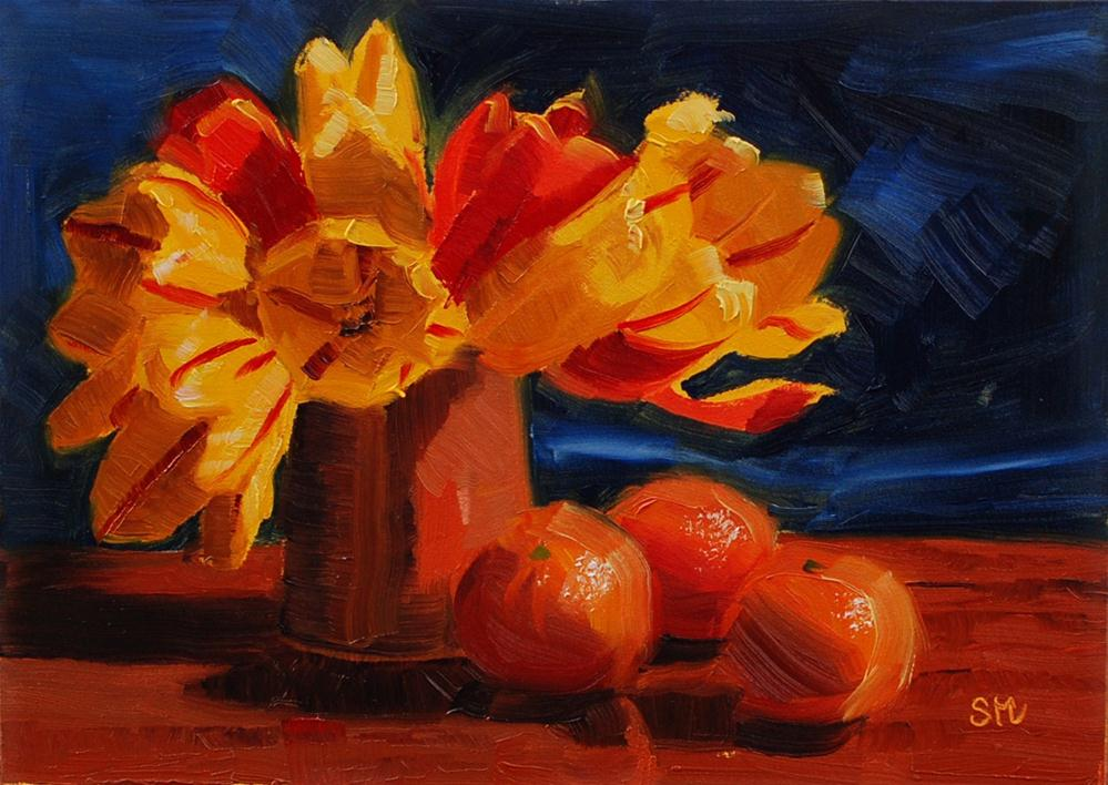 """Untitled"" original fine art by Susan McManamen"