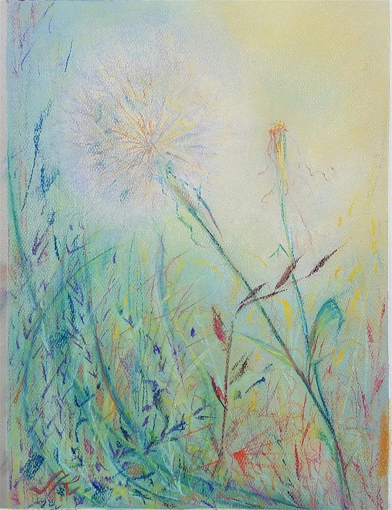 """Salsify"" original fine art by Jean Krueger"