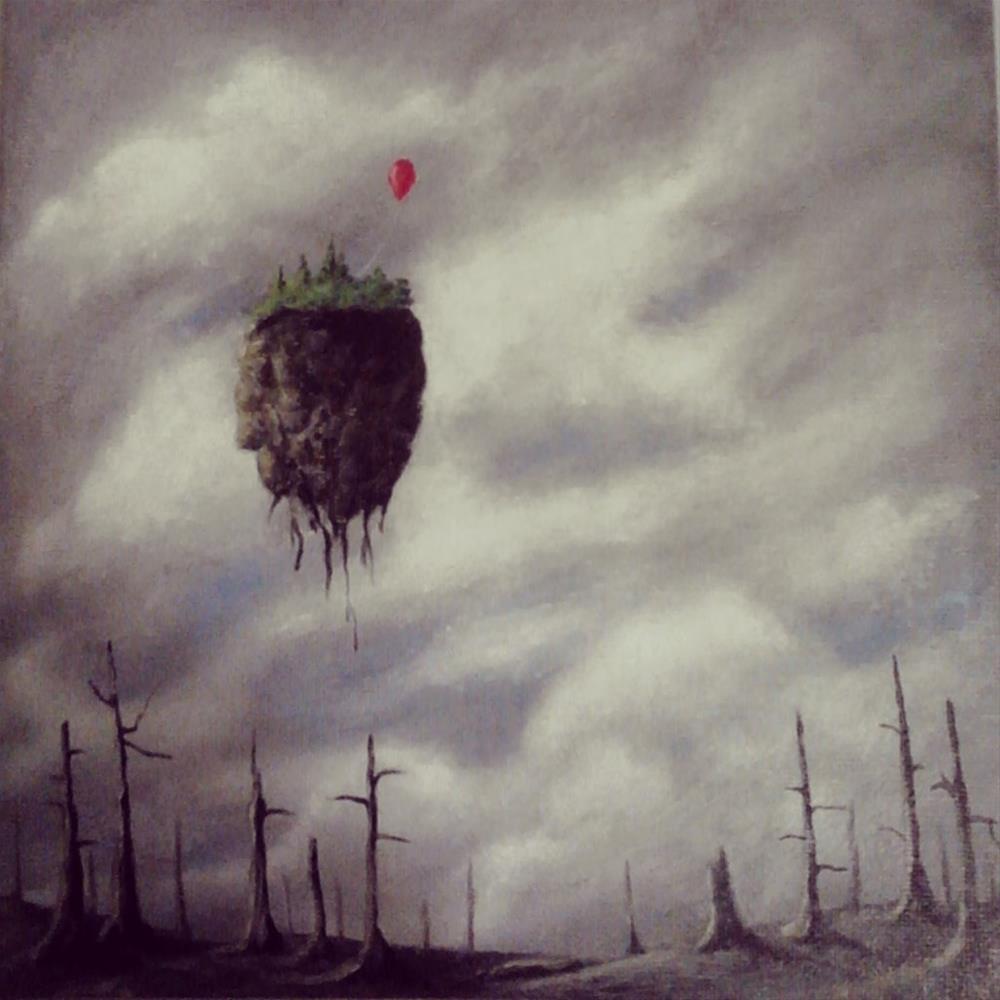 """Hope"" original fine art by Staar Caswell"