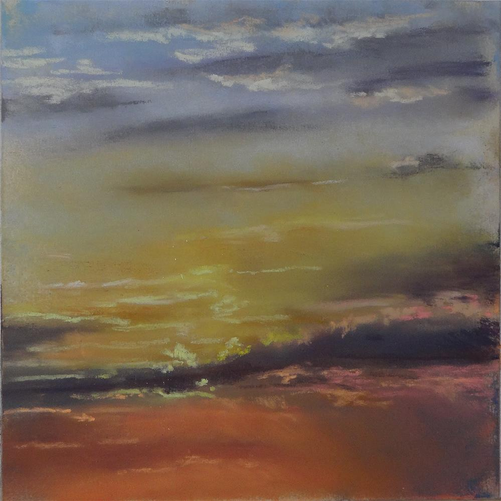 """Sky #13"" original fine art by Denise Beard"