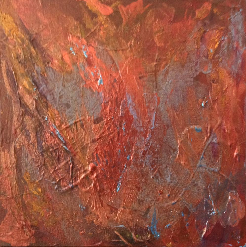 """Cyprium"" original fine art by Susan Medyn"
