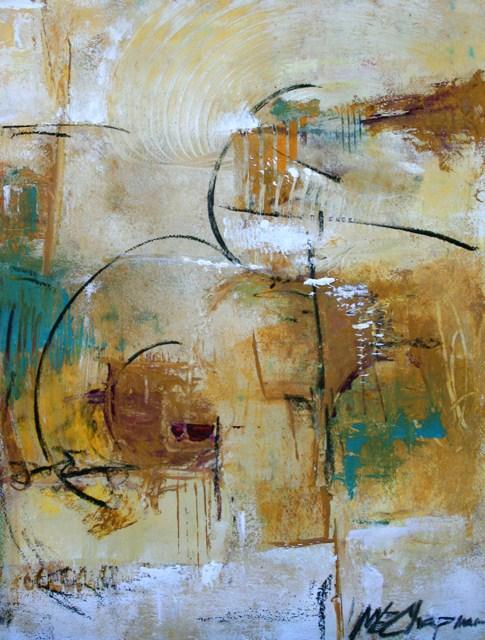 """Montage"" original fine art by Elizabeth Chapman"