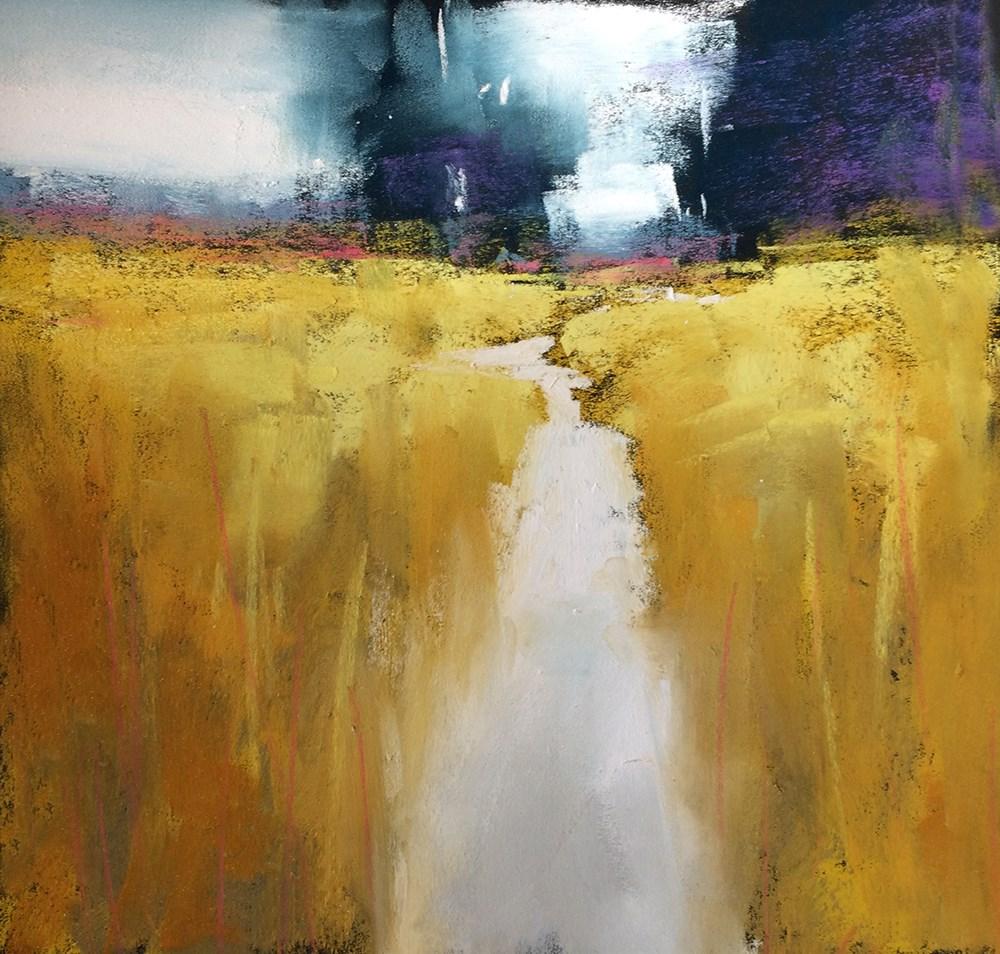 """Variation #312"" original fine art by Marla Baggetta"