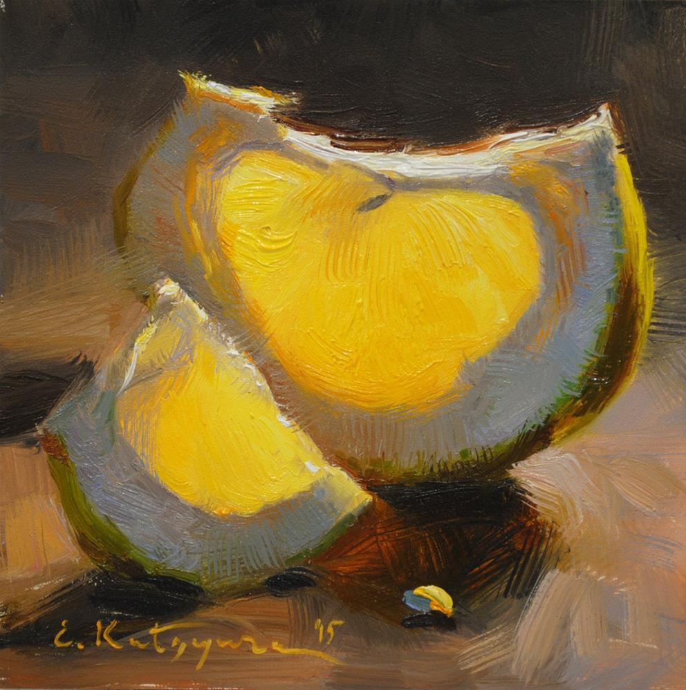 """Suntouched"" original fine art by Elena Katsyura"