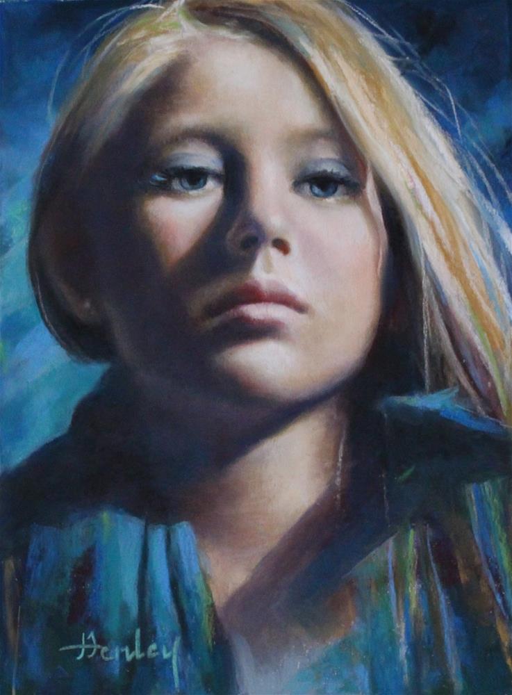 """Fiona"" original fine art by Denise Henley"