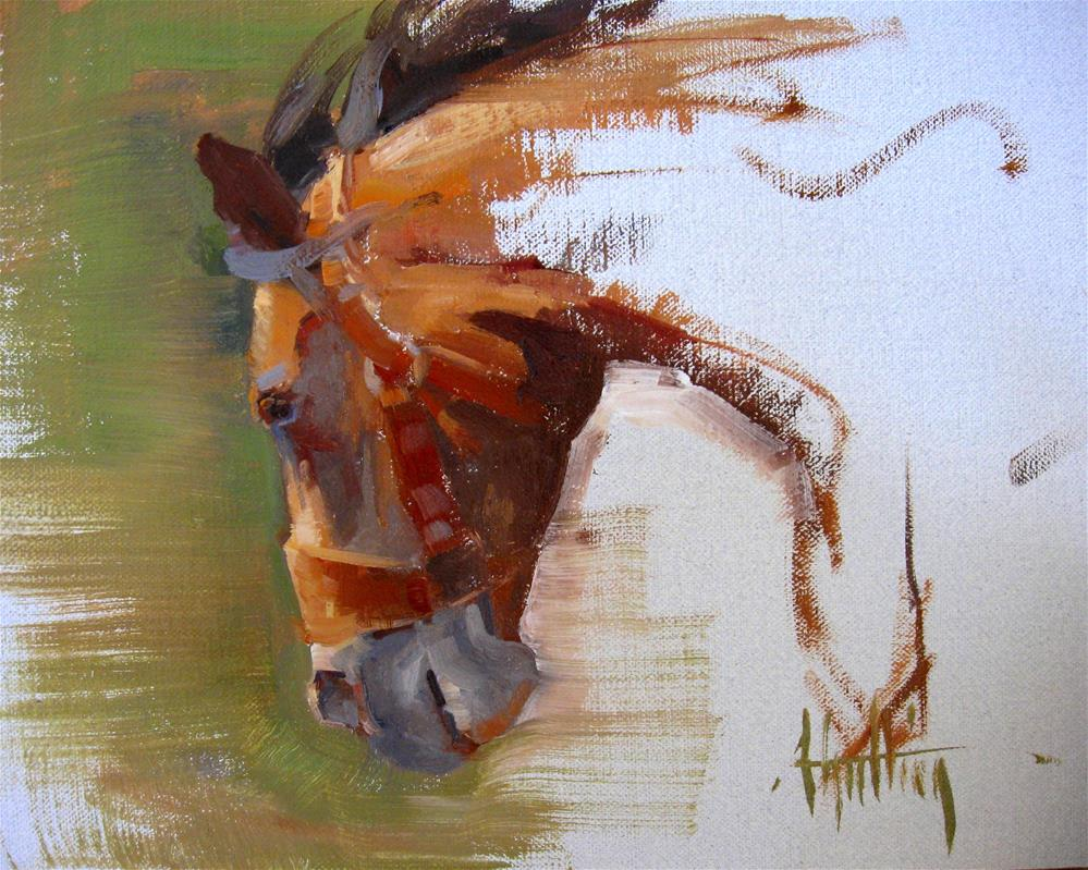 """Sketch #7"" original fine art by Abigail Gutting"