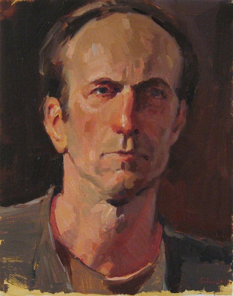 """Two Portraits"" original fine art by Sarah Sedwick"