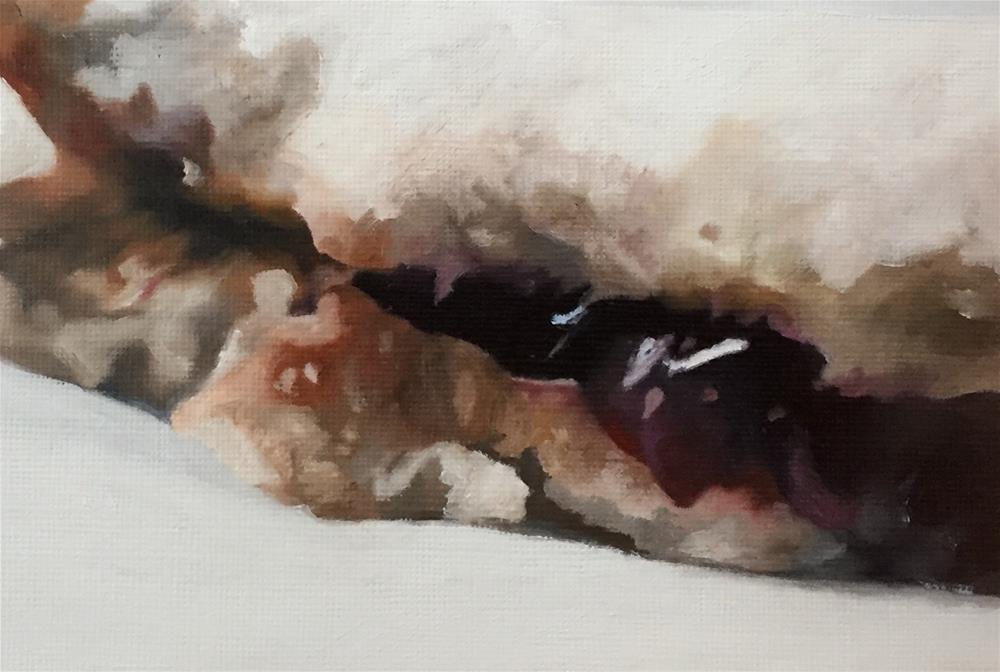 """PB & Jelly"" original fine art by John Cameron"