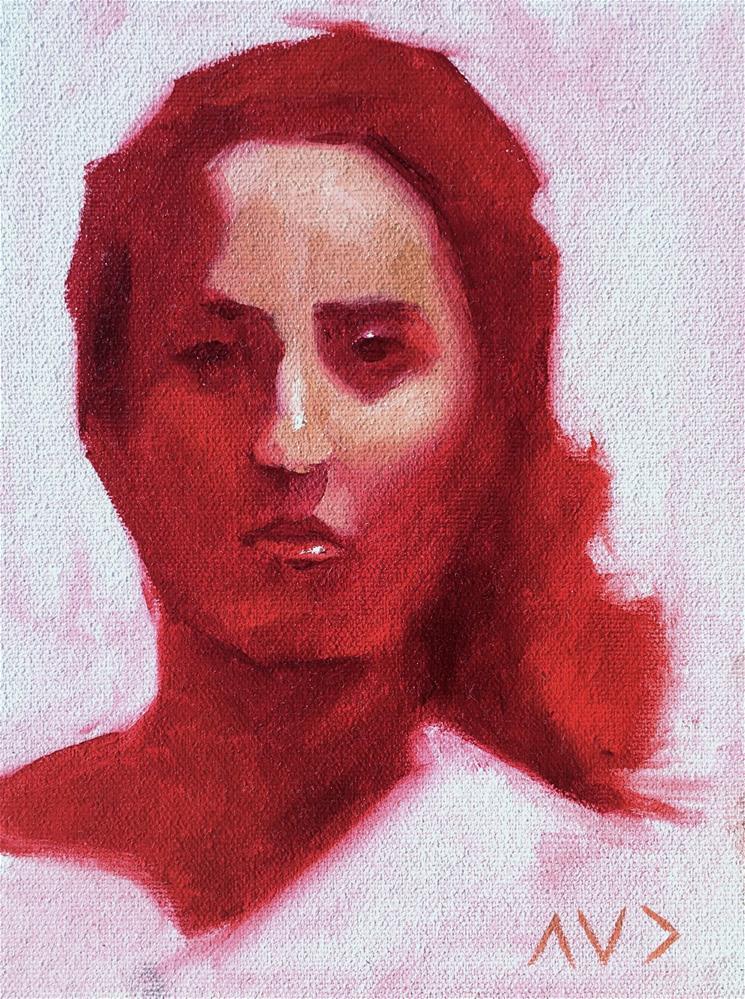 """""""#3"""" original fine art by Van DeGoede"""