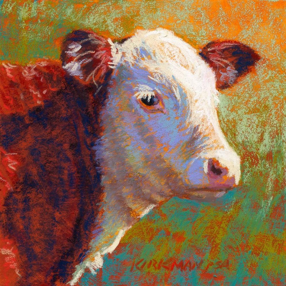 """Queso"" original fine art by Rita Kirkman"