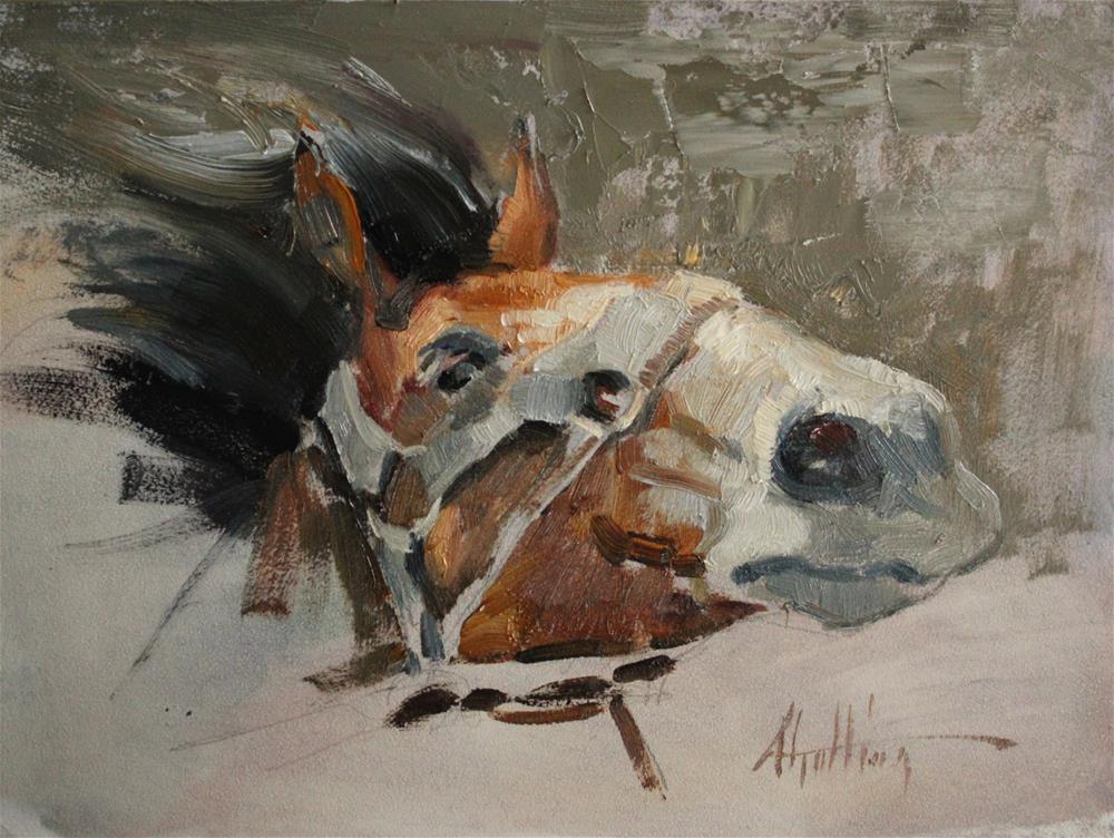 """Sketch #40"" original fine art by Abigail Gutting"
