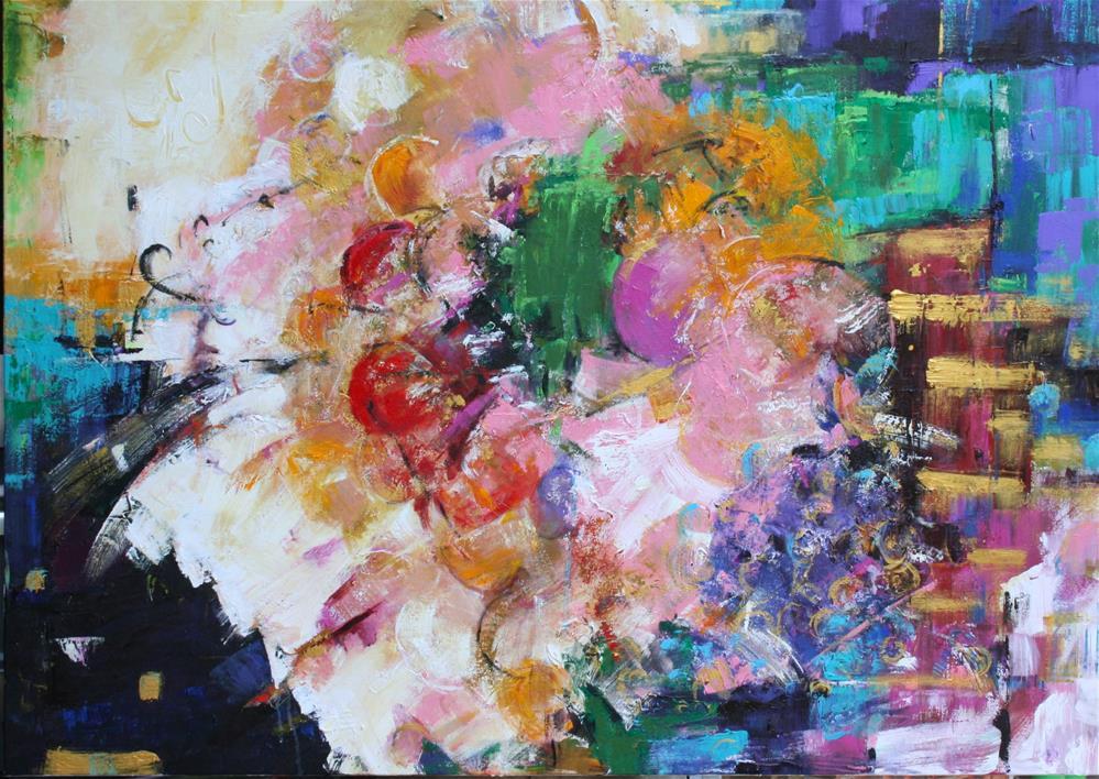 """Heartsong (Commission)"" original fine art by Elizabeth Chapman"