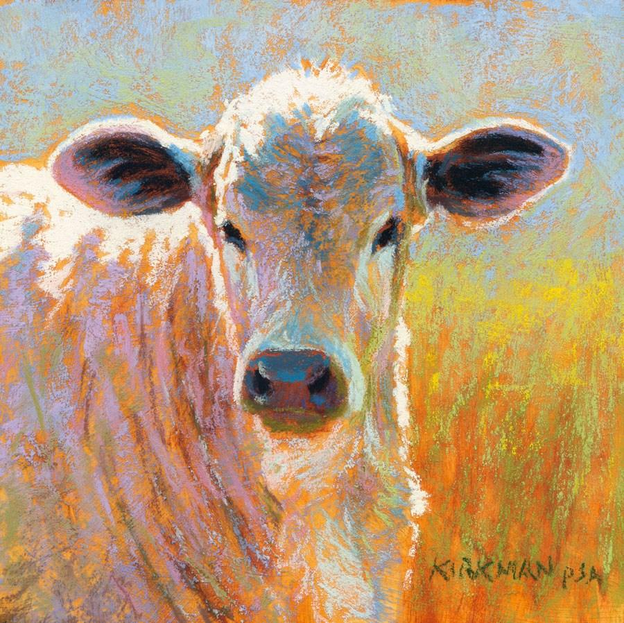 """""""Day 18 - Chimera"""" original fine art by Rita Kirkman"""