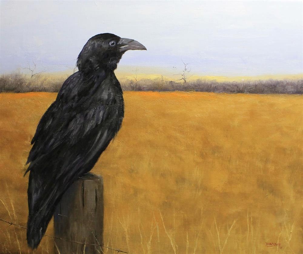 """Untitled"" original fine art by Daniel Varney"