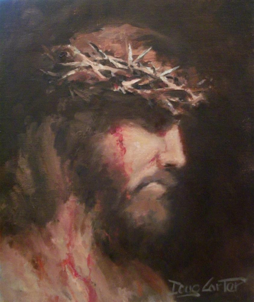 """Resurrection Sunday Is Coming"" original fine art by Doug Carter"