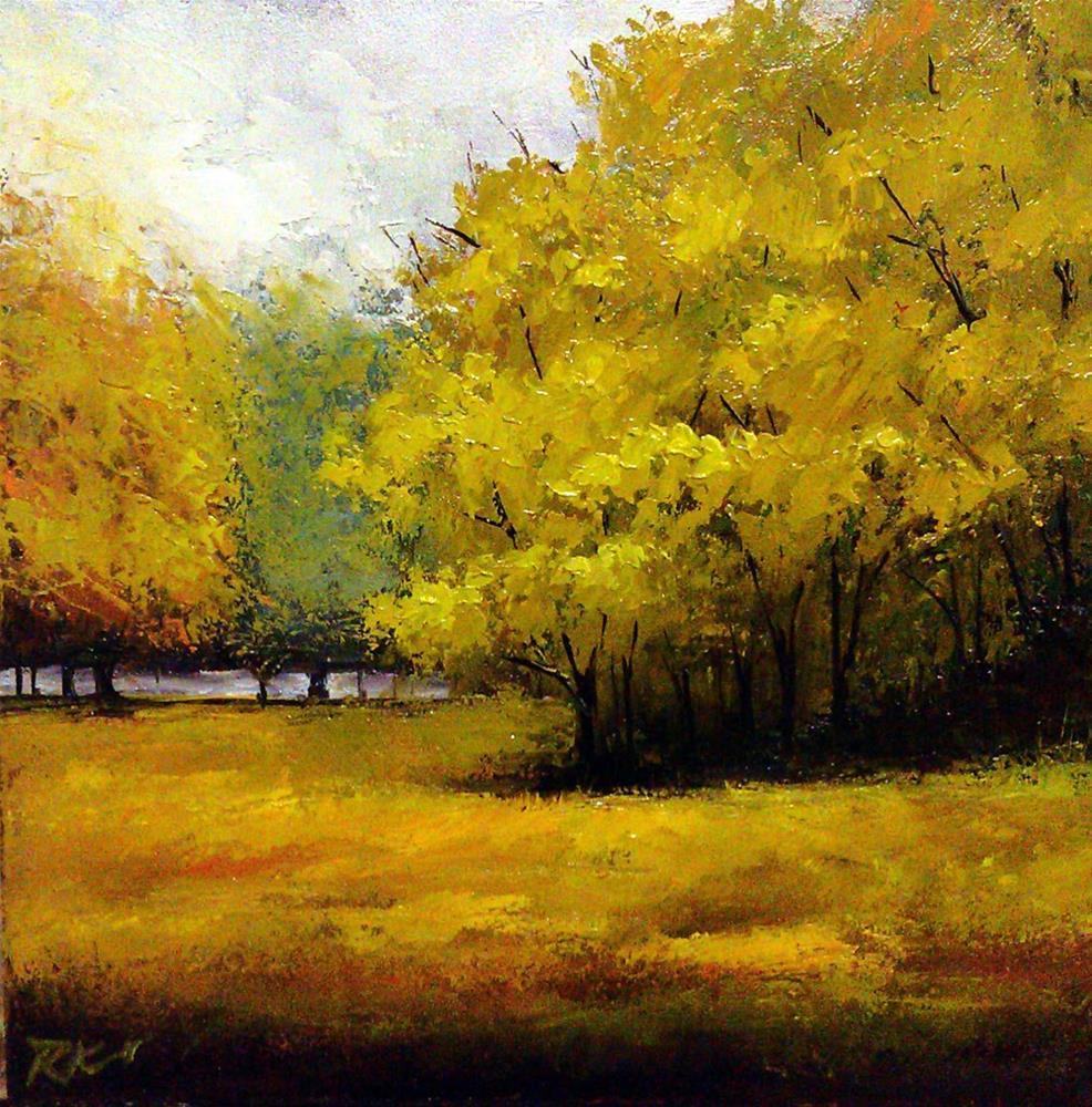 """""""Soft Grass"""" original fine art by Bob Kimball"""