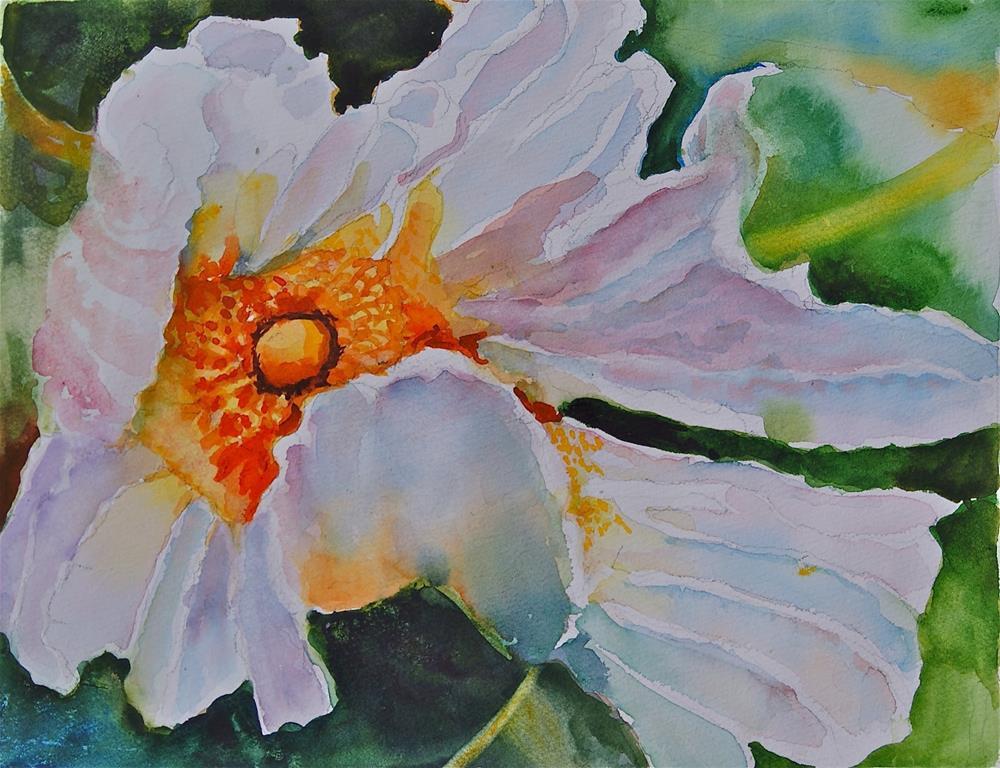 """""""Suspended Whites"""" original fine art by Reveille Kennedy"""