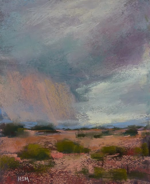 """Top 5 Adventures of 2013...The Great Southwest IAPS Adventure"" original fine art by Karen Margulis"