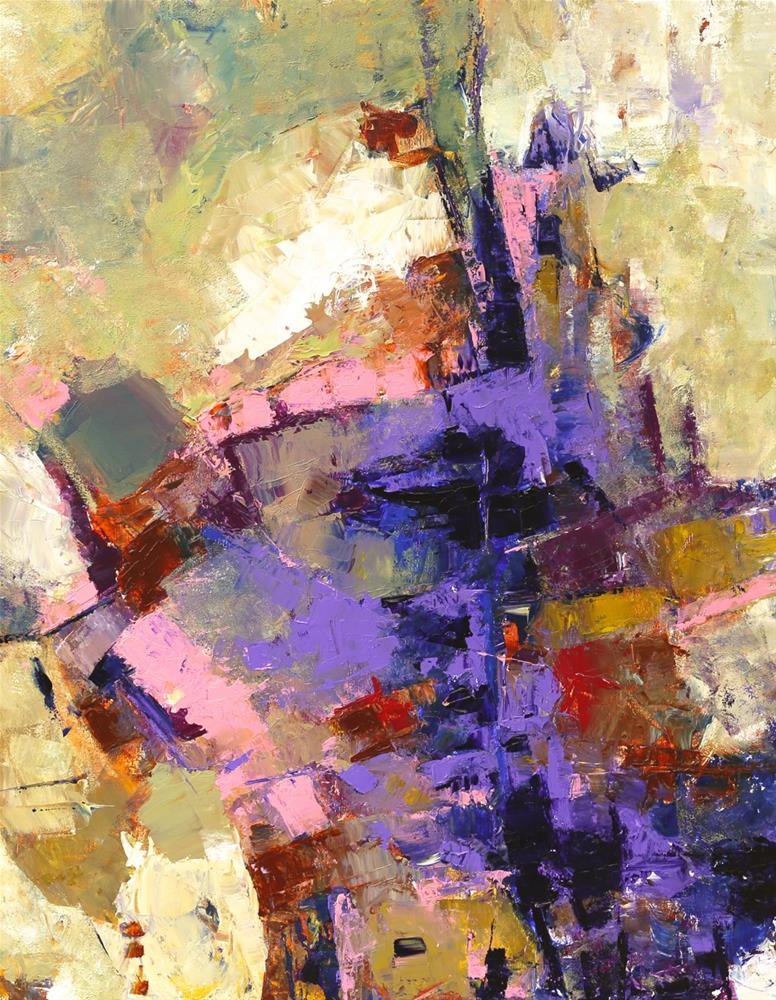 """Aperture"" original fine art by Elizabeth Chapman"