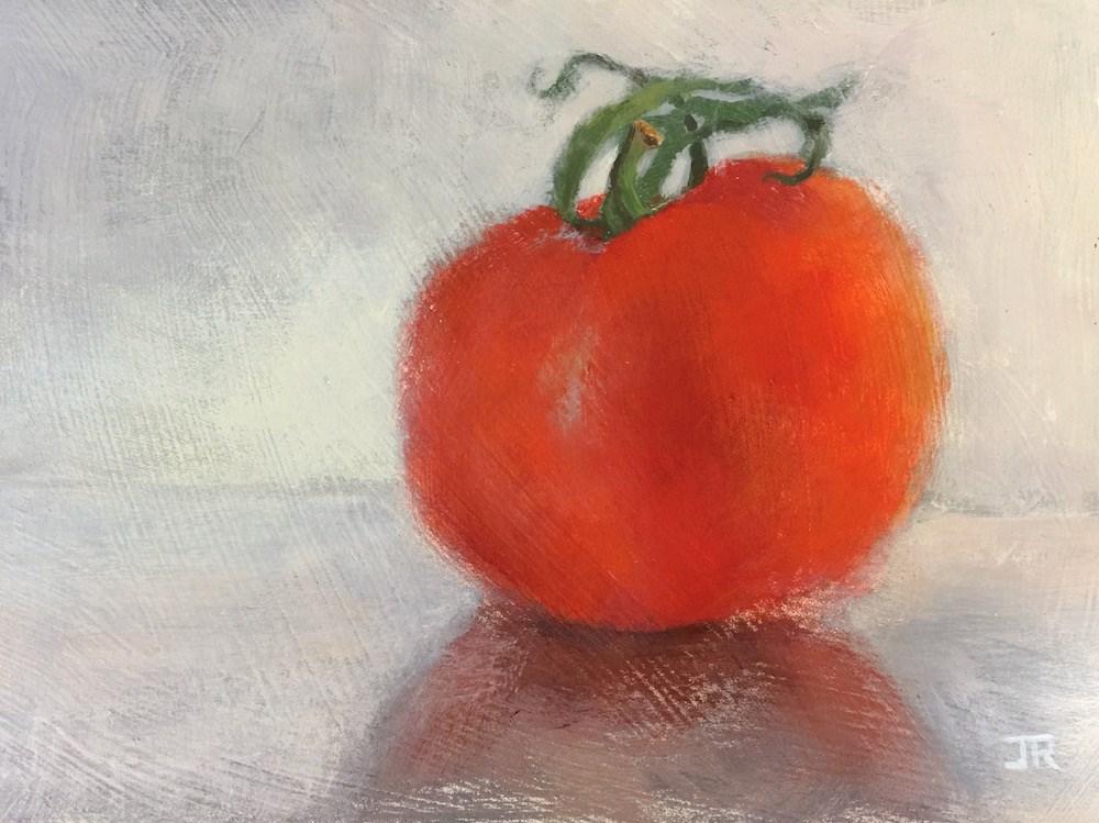 """""""Homegrown"""" original fine art by June Rollins"""