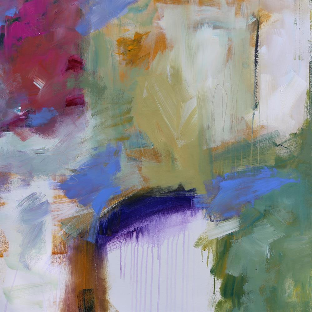 """Rumor"" original fine art by Elizabeth Chapman"
