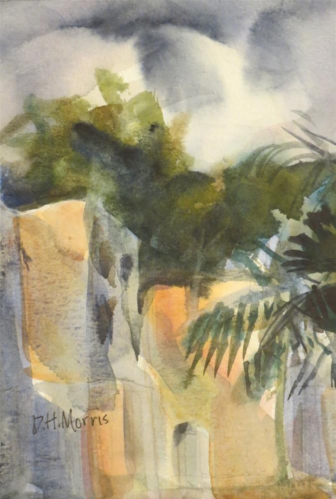 """""""Summer Wind"""" original fine art by Dann Morris"""