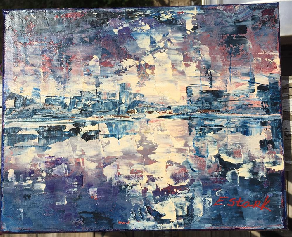"""Come into the light"" original fine art by Elizabeth Ann Stark"